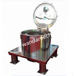 Filter centrifuge